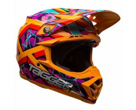 Motoblouz: Casque de cross Bell Tagger orange édition 2018 à 304,90€ au lieu de 519€