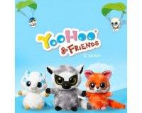 Carrefour: 20 collections complètes de peluches YooHoo et une peluche géante à gagner