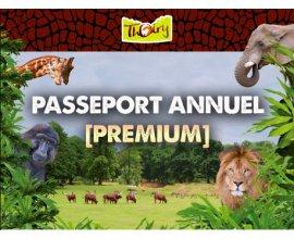 Groupon: Pass 1 an pour le Parc Zoologique de Thoiry à 39,99€ au lieu de 58€