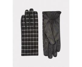 1.2.3: Gants gris et noir à carreaux Zephyr à 34,30€ au lieu de 49€