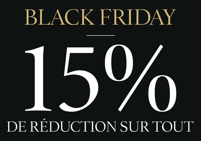 Code promo Charles Tyrwhitt : [Black Friday] 15% de réduction immédiate sur tout les vêtements