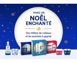 Vichy: Des produits de la marque VICHY, des bons d'achats... à gagner
