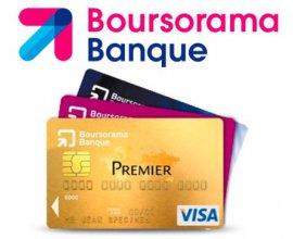 Boursorama: Jusqu'à 130€ offerts pour toute 1ère ouverture d'un compte bancaire + carte VISA