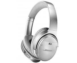 Amazon: Casque sans fil à réduction de bruit Bose QuietComfort 35 Argent V2 à 269,90€