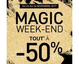 Fleurance Nature: [Magic Week-end] -50% sur une sélection de produits