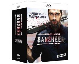 Amazon: Coffret Blu-Ray l'Intégrale de la Série Banshee à 19,99€
