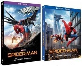 "Allociné: Des Blu-ray & des DVD ""Spider-Man Homecoming"" à gagner"