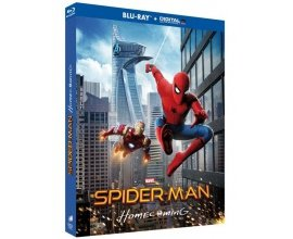 """Jeuxvideo.com: 10 Blu-ray """"Spider-Man Homecoming"""" à gagner"""