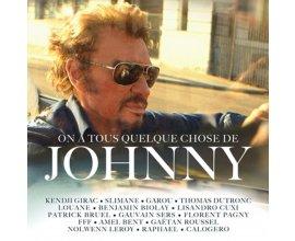 """Le Parisien: 15 albums vinyle ou CD """"On a tous quelque chose de Johnny"""" à gagner"""