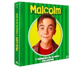 Amazon: Coffret DVD Intégral Malcolm saisons 1 à 7 en édition limitée à 69,99€