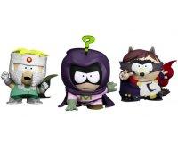 Auchan: Pack 3 Figurines South Park : Le Coon, Mysterion, Professeur Chaos à 16,99€