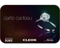 Cleor: Jusqu'à 17% de remise sur les cartes cadeaux Cleor