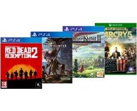 Fnac: [Adhérents] Jusqu'à 15€ offerts sur les précommandes jeux-vidéo 2018