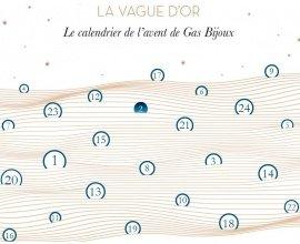 Gas Bijoux: Calendrier de l'avent : 24 bijoux à gagner