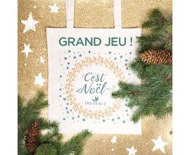 Truffaut: [Calendrier de l'Avent] 1 tote bag rempli de surprises à gagner par jour