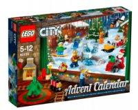 Rue du Commerce: Calendrier de l'Avent LEGO City - 60155 à 10,56€