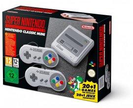 Cdiscount: Nintendo Classic Mini : Nintendo SUPER NES - 21 jeux inclus à 69,99€