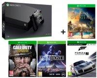 Cdiscount: 1 jeu offert (Forza 7, Fifa 18, Battlefront 2...) pour l'achat d'une Xbox One X