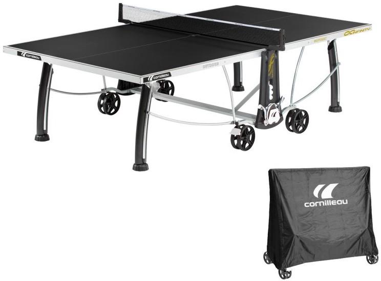 19 De Reduction Sur La Table De Free Ping Pong Cornilleau