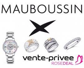 Vente Privée: [Rosedeal] Payez 50€ le bon d'achat Mauboussin de 200€