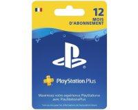 Cdiscount: Abonnement Playstation Plus 12 Mois PSVita-PS3-PS4 à 59,98€ au lieu de 69,99€