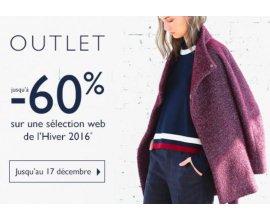 Cop.copine: [Outlet] Jusqu'à -60% sur une sélection de la collection Hiver 2016