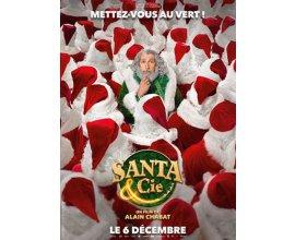 """RTL: 5 lots de 2 places pour le film """"Santa & Cie"""" avec 5 goodies à gagner"""