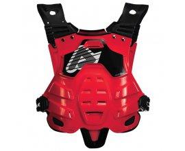 Motoblouz: Plastron pour motocross Acerbis Profile rouge à 39.69€ au lieu de 64,95€
