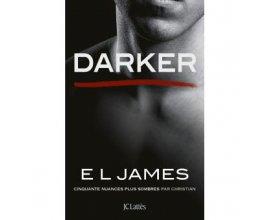 """Chérie FM: 21 livres """"Darker"""" de E.L.James à gagner"""