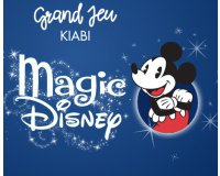 Kiabi: 1 séjour à Disney World et à Legoland aux Etats-Unis et 47 lots Disney