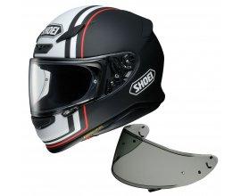 Dafy Moto: [Calendrier de l'Avent] 1 casque de moto Shoei acheté = 1 écran fumé offert