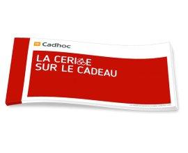 Cadhoc: 500€ de chèques cadeaux Cadhoc à gagner chaque semaine
