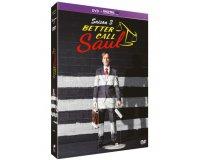 """Allociné: 20 coffrets DVD de la série """"Better Call Saul - Saison 3"""" à gagner"""