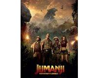 """OCS: 50 lots de 2 places de cinéma pour """"Jumanji : Bienvenue dans la Jungle"""" à gagner"""