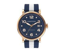 Voici: 5 bons d'achat Grayton Watches de 300€ à gagner