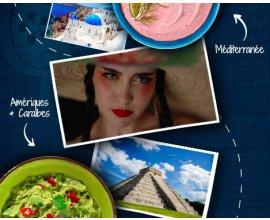Blini:  1 séjour au choix en Grèce, en Russie ou au Maroc à gagner