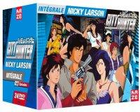 Amazon: City Hunter (Nicky Larson) - L'intégrale non censuré en DVD à 58,78€