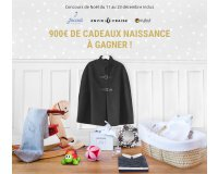 Envie de Fraise: 900€ de cadeaux naissance à gagner