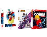 Fnac: [Adhérents] Animation Japonaise : 2 coffrets DVD achetés = le 3e offert