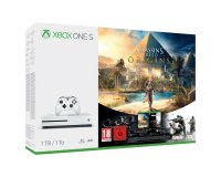 Micromania: Pack Xbox One S 1To + 1an Xbox Live et 3 jeux offerts à 299,99€