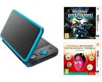 Fnac: 1 console 2DS ou 3DS achetée = 2 jeux offerts