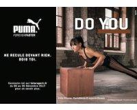 Intersport: Un ensemble PUMA femme et un abonnement d'un an à Fizzup pro à gagner