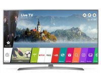 Auchan: Téléviseur LG 55UJ670V LED 4K UHD 139 cm à 899€