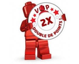 LEGO: Points de fidélité LEGO VIP x 2
