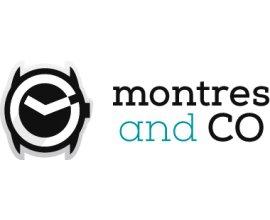 Montres & Co: Livraison Gratuite sans minimum d'achat