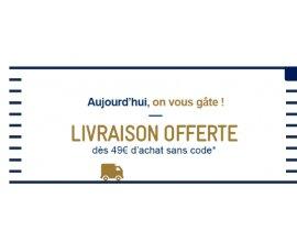 Petit Bateau: Livraison offerte dès 49 € d'achats