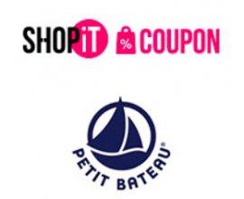 Showroomprive: Payez 30€ le bon d'achat Petit Bateau d'une valeur de 60€ ou 60€ pour 120€