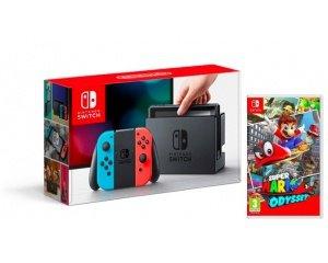 Fnac: Le jeu Mario Odyssey à 40€ (au lieu de 49,99€) pour l'achat d'une console Nintendo Switch