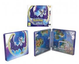 Micromania: Jeu Nintendo 3DS Pokemon Lune Fan Edition avec steelbook à 19,99€ au lieu de 54,99€