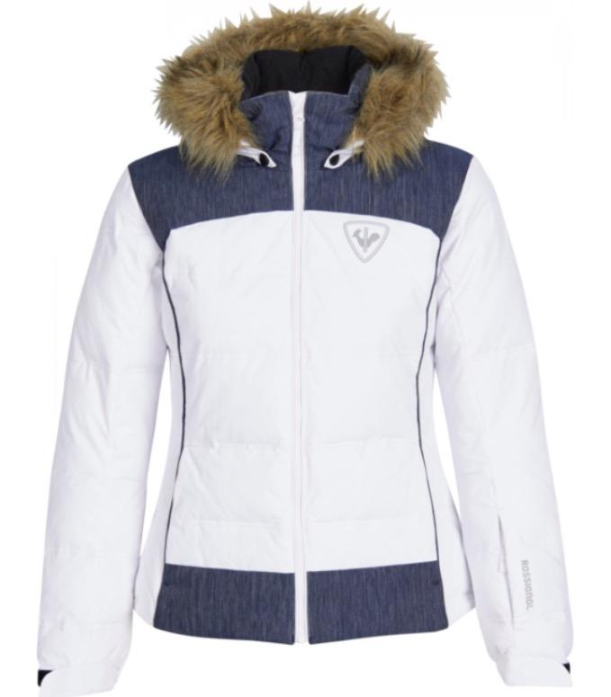 code promo b4627 ae4ae Veste de ski Femme ROSSIGNOL Polydown JKT à 149,99€ @ Go Sport